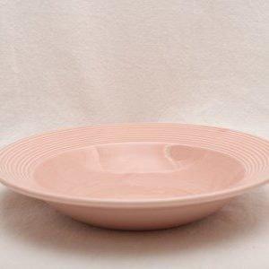 Gerbera Pastatallrik Algarve 30cm rosa