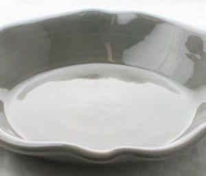 Gerbera Provence Assiett Betong 17 cm