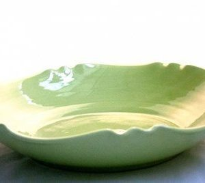 Gerbera Provence Skål Lime 40 cm