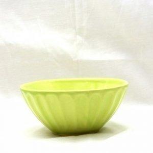 Gerbera Skål Lime 15 cm