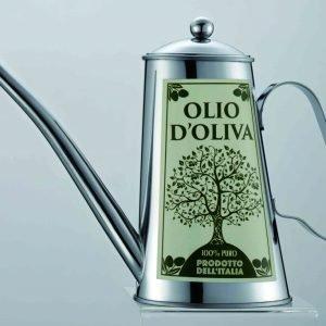 Giovacchino Barni Srl Oliiviöljykannu Olio Olive Pelti 0.5 L
