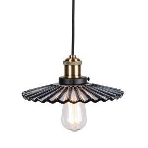Globen Lighting Cobbler Kattolamppu Harmaa 25 Cm