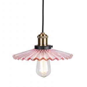 Globen Lighting Cobbler Kattolamppu Vaaleanpunainen 25 Cm
