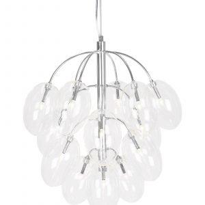 Globen Lighting Drops Kattolamppu Kromi 50 Cm