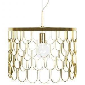 Globen Lighting Gatsby Kattolamppu Messinki 45 Cm