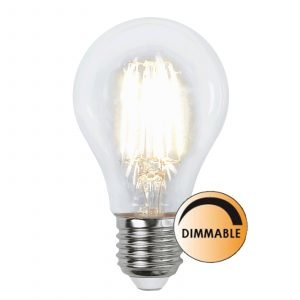 Globen Lighting Led Filament L179 Lamppu Normal Himmennettävä 7 W E27 Kirkas