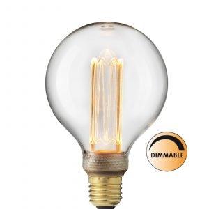 Globen Lighting Led Laser L210 Lamppu Glob Himmennettävä 3.5 W E27 Kirkas