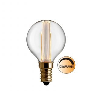 Globen Lighting Led Laser L213 Lamppu Glob Himmennettävä 2.3 W E14 Kirkas 8 Cm