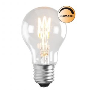 Globen Lighting Led Soft L203 Lamppu Normal Himmennettävä 3 W E27 Kirkas