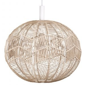 Globen Lighting Missy Kattolamppu Nature 45 Cm
