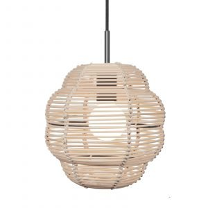 Globen Lighting Wagner Kattolamppu Nature 26 Cm