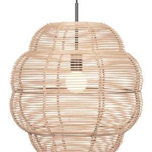 Globen Lighting Wagner Xl Kattolamppu Nature 50 Cm