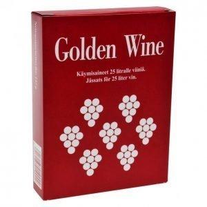 Golden Wine Käymisaineet Omille Marjoille