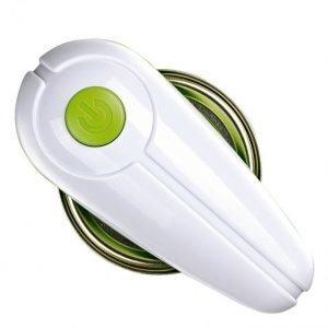 Gourmetmaxx Automaattipurkinavaaja Valkoinen / Vihreä