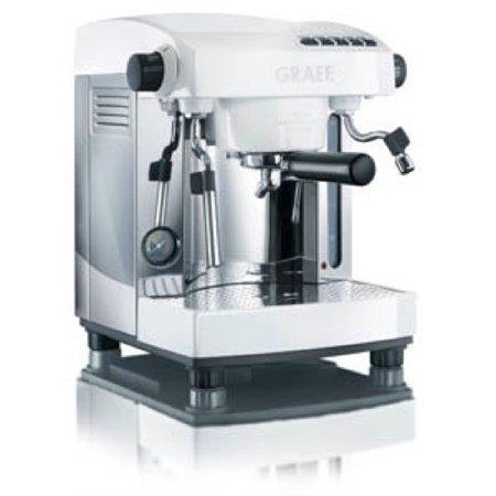 Graef Espressokone ES91 valkoinen