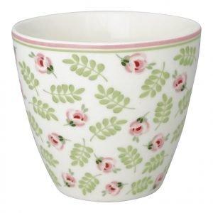Greengate Lily Petit Lattemuki Valkoinen