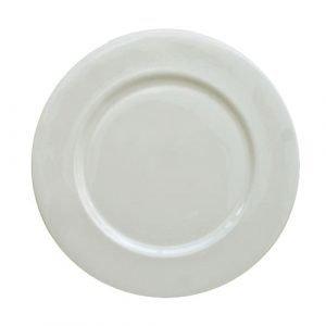 Gustavsberg Bas Valkoinen Lautanen 24 Cm