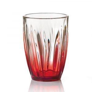 Guzzini Aqua Juomalasi Punainen 46 Cl