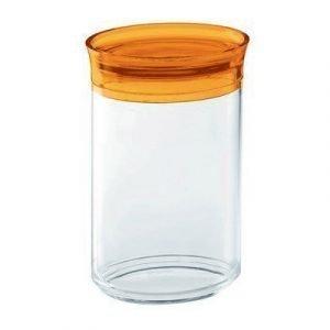 Guzzini Latina Säilytyspurkki Oranssi 1 L