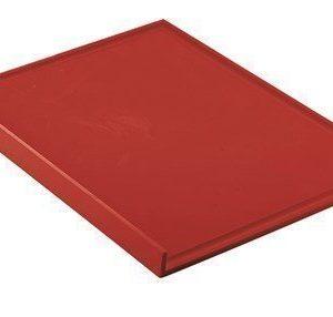 Guzzini Leikkuulauta punainen