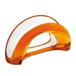 Guzzini Mirage Servettipidike Oranssi