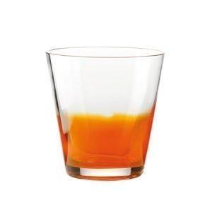 Guzzini Two Tone Viinilasi Oranssi