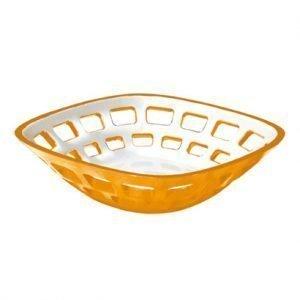 Guzzini Vintage Leipäkori Oranssi
