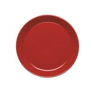 Höganäs Asetti Reunalla Punainen Kiiltävä 20 Cm