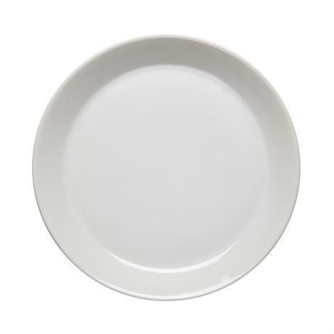Höganäs Lautanen 20 cm Valkoinen Kiiltävä
