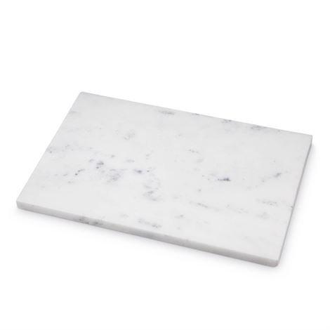 H. Skjalm P. Koristetarjotin Valkoinen Marmori 24x35 cm