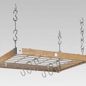 Hahn Kitchenware Hahn Premium kattoripustin 60 x 50 x 5 cm kromi
