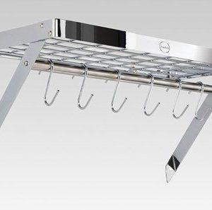 Hahn Kitchenware Hahn Premium seinähylly 60 x 28 x 4 cm kromi