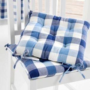 Halens Istuintyyny 2-Pakkaus Sininen