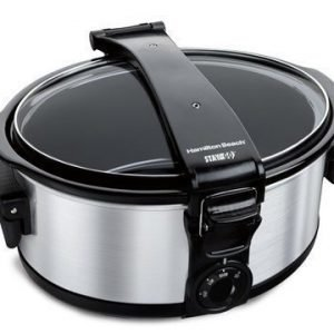 Hamilton Beach Slow Cooker Stay or Go