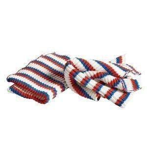 Hay Keittiöliina Sininen-Punainen / Valkoinen 2 Kpl