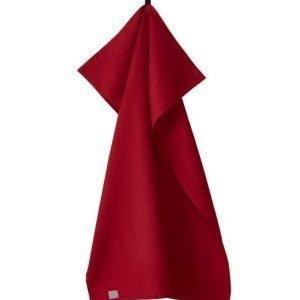 Hedda Keittiöpyyhe 1-Pakkaus Punainen