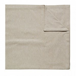 Hemtex Agnes Tablecloth Pöytäliina Beige 90x90 Cm