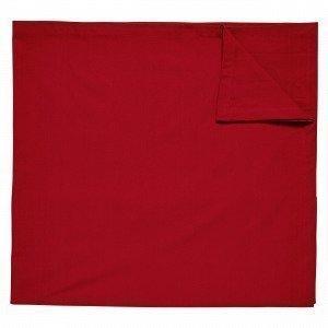 Hemtex Agnes Tablecloth Pöytäliina Joulunpunainen 140x180 Cm