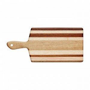 Hemtex Alve Chop Board Leikkuulauta Luonnonvalkoinen 14x31 Cm