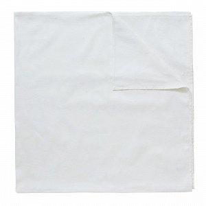 Hemtex Björk Pöytäliina Valkoinen 145x145 Cm