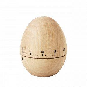 Hemtex Egg Ajastin Luonnonvalkoinen 5.5x5.5 Cm