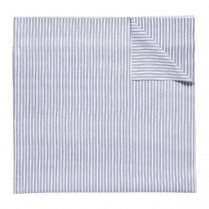 Hemtex Elias Pöytäliina Sininen 140x300 Cm