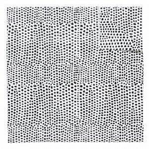 Hemtex Ellen Coated Tablecloth Pöytäliina Musta 140x180 Cm