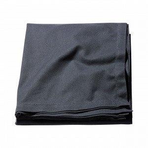 Hemtex Ester Tablecloth Pöytäliina Tummanharmaa 140x300 Cm
