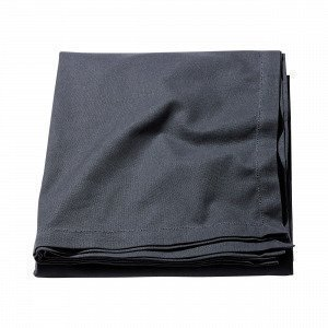 Hemtex Ester Tablecloth Pöytäliina Tummanharmaa 140x350 Cm