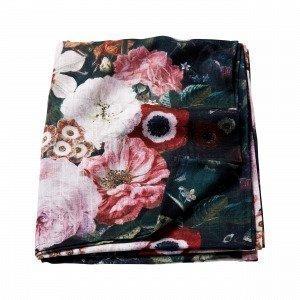 Hemtex Fiorenza Tablecloth Pöytäliina Monivärimusta 140x250 Cm
