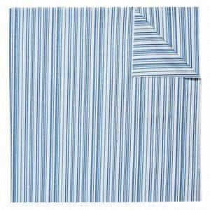 Hemtex Floral Stripe Pöytäliina Monivärisininen 140x180 Cm