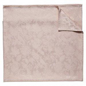Hemtex Francine Tablecloth Pöytäliina Vaaleanroosa 140x350 Cm