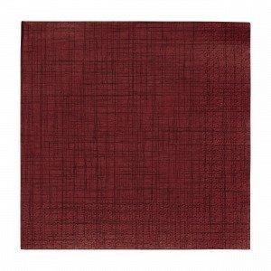 Hemtex Hilde Napkins Paperiservetti Joulunpunainen 33x33 Cm