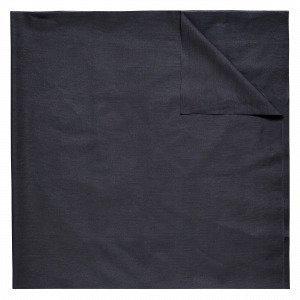 Hemtex Linnea Coated Tablecloth Pöytäliina Tummanharmaa 140x300 Cm